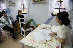 Встреча поэтессы Татьяны Маруговой с читателями в рамках фестиваля Московские сезоны