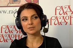 Татьяна Маругова на радио