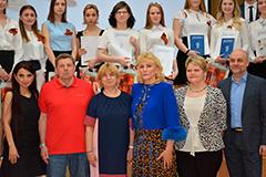 Татьяна Маругова приняла участие в качестве члена жюри поэтического конкурса